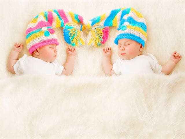 双子の人気な名前