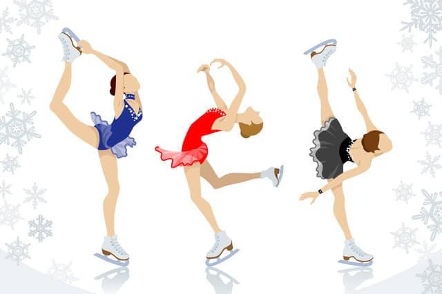目指せ、結弦!真央!子どもをフィギュアスケートの選手にしたい!選手 ...