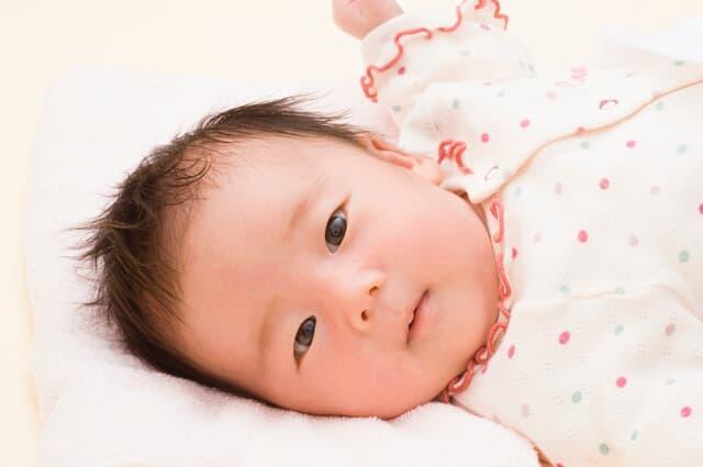 未熟な赤ちゃん
