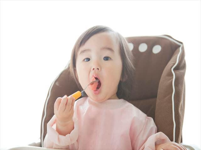 赤ちゃんが食べられる時期
