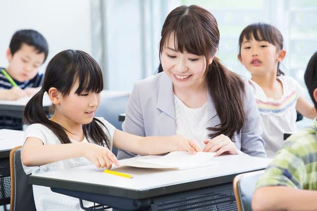 学童での学習
