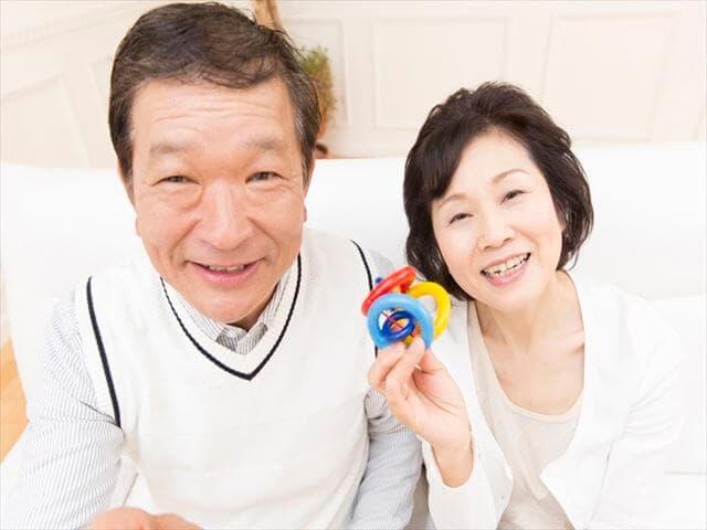 祖父母の死を伝える方法
