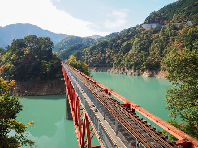 大井川鉄橋