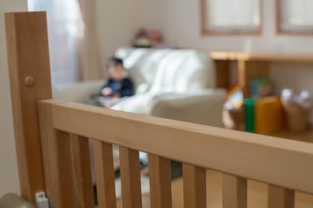 子ども用の柵