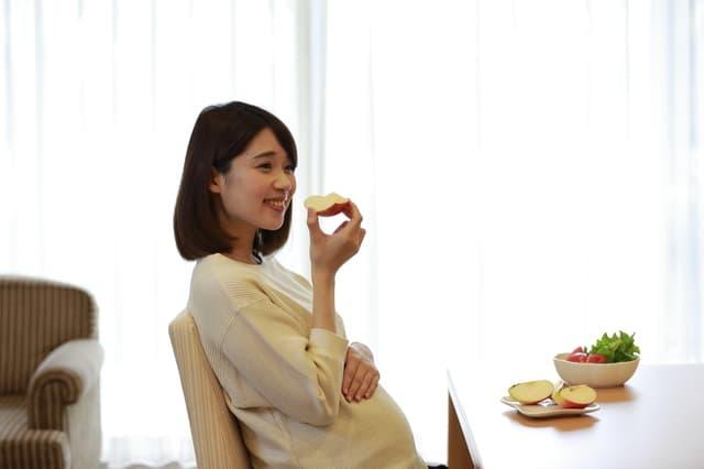 妊婦さんの食事