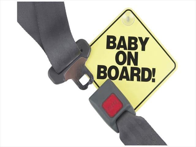 赤ちゃんシートベルト