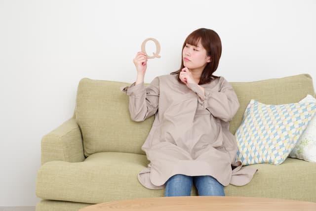 妊婦の疑問