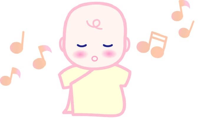 赤ちゃんの好きな音