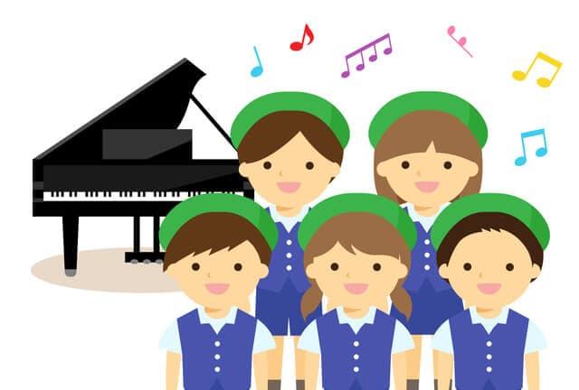 子どもの合唱団