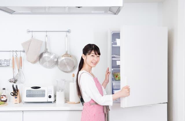 冷蔵庫収納術