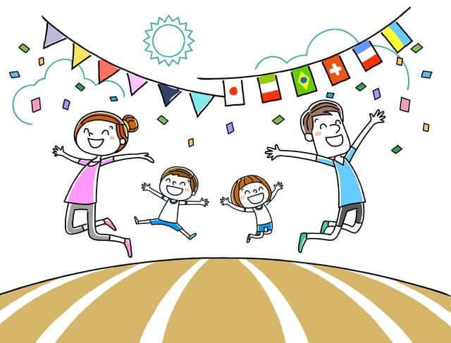 運動会のマナー