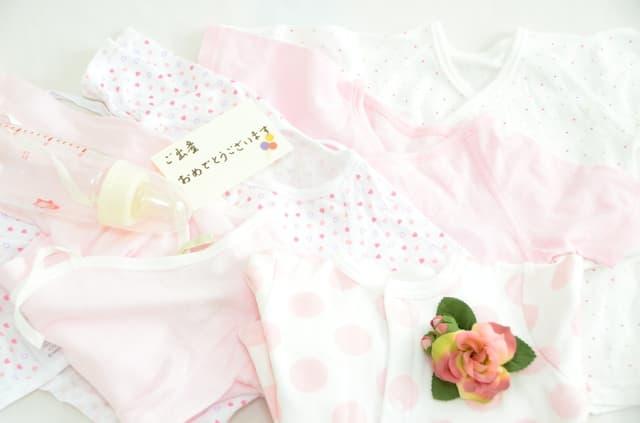 赤ちゃんの洋服