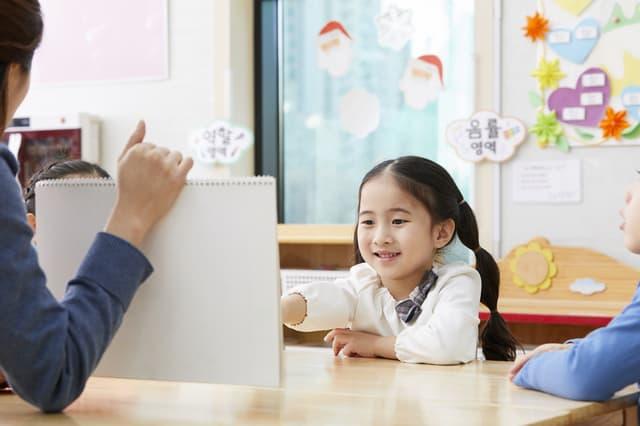 幼稚園の試験