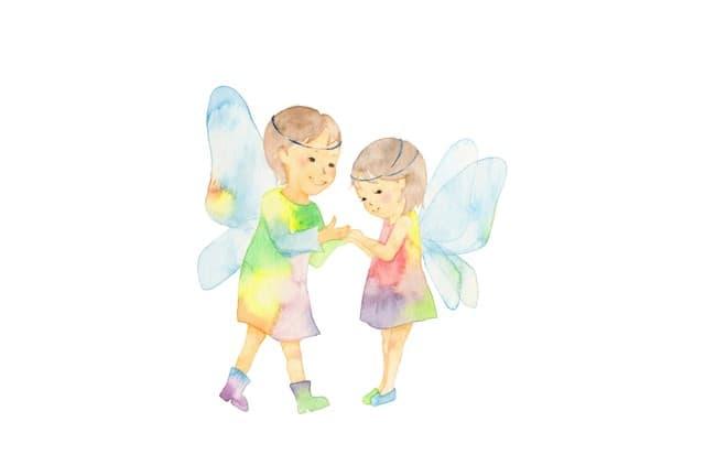 子どもの天使