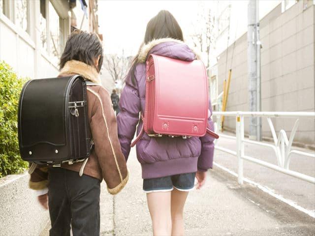 学校の帰り道