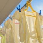 赤ちゃんの洋服は大人と分けて洗濯した方がいいの?専用の洗剤は必要?