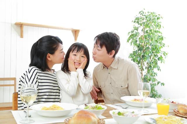過保護な両親