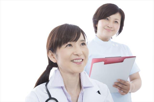 女性の産婦人科医