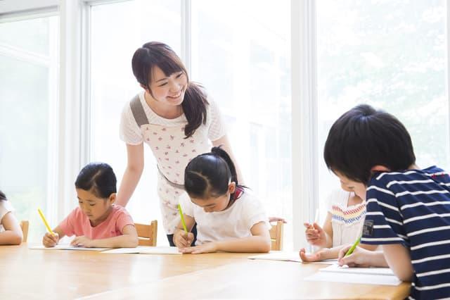 学童保育の風景