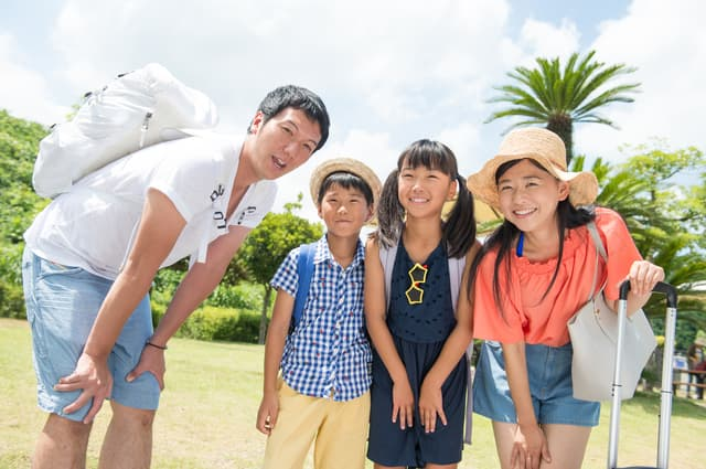 旅育で家族の絆を深める