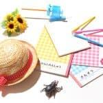毎年、新学期前日に焦っちゃう!夏休みの宿題を早く終わらせる五つのコツ