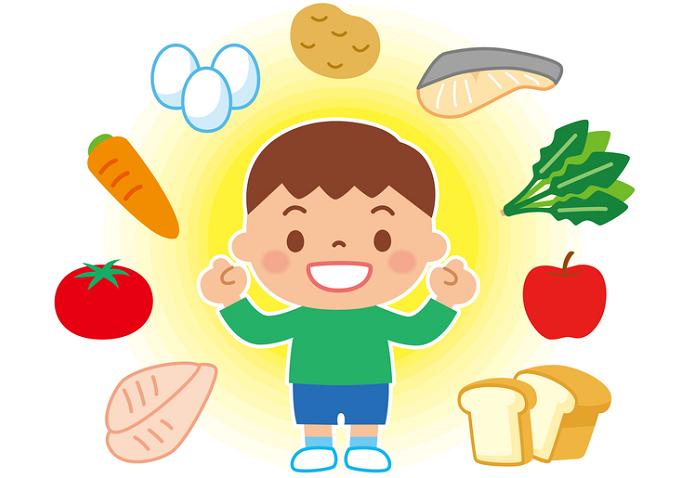 子どもの栄養