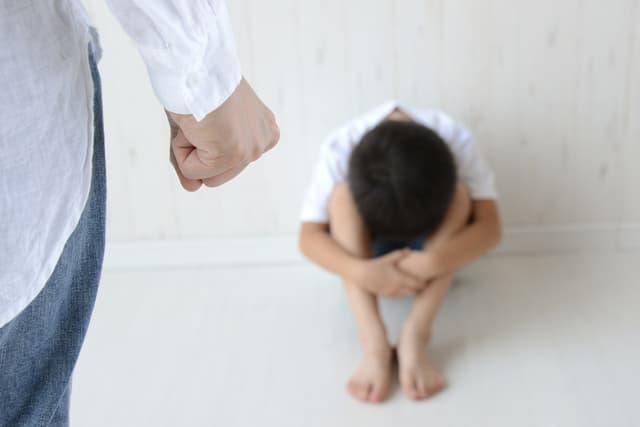 連れ子の虐待