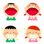 子どもの口臭が気になる・・・親ができる口臭の対策法