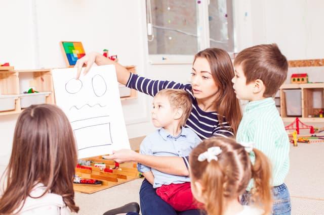 シュタイナーの幼稚園