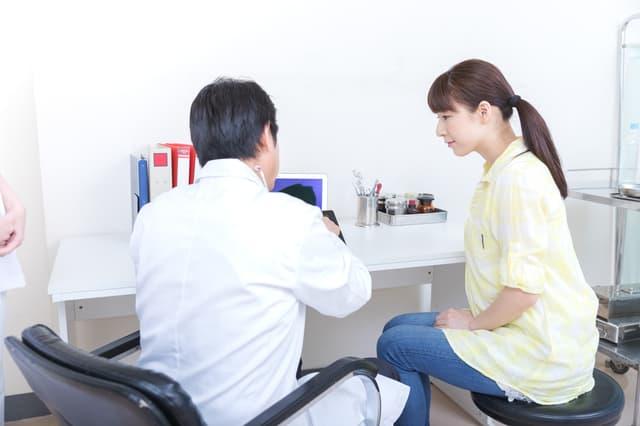 レーザー治療の準備