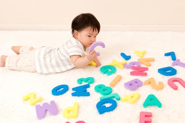 赤ちゃんの教育