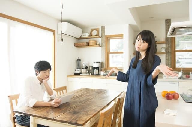 家事の分担