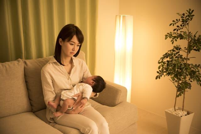 産後のストレス