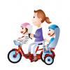 安定感抜群!子どもを乗せても安全 三輪自転車のメリット