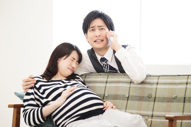 出産の痛み