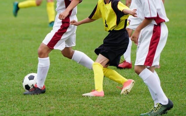 子どものサッカー