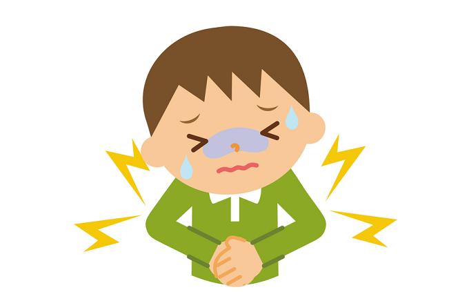 子どもの腹痛
