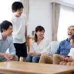 家族団らんは子どもによい影響を与える!週に何回、家族がそろう?
