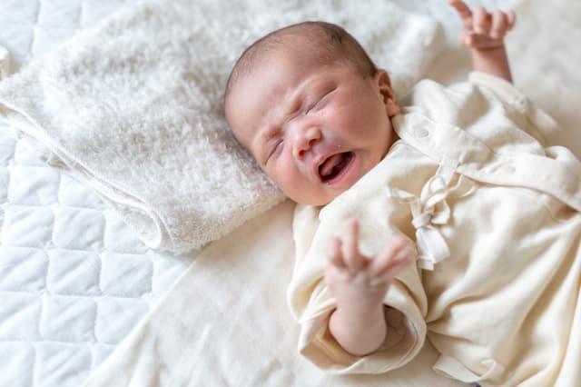 新生児 しゃっくり 止める