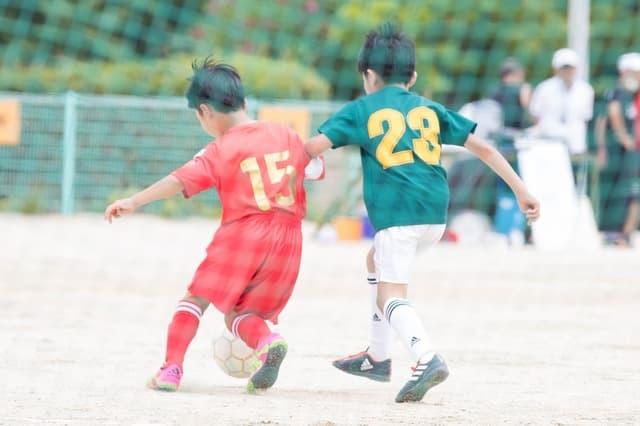 小学校のサッカーチーム