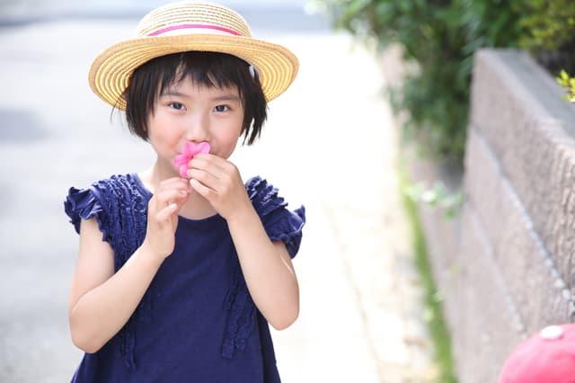 6歳の女の子