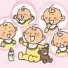 赤ちゃんはいつから笑う?たくさん笑う赤ちゃんに育てるためにしたい八つのこと