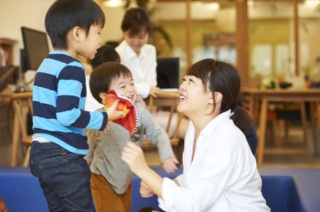 企業の子育て支援