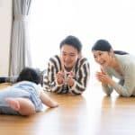 赤ちゃんの「ずりばい」っていつからするの?練習も必要?