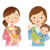 赤ちゃんと密着抱っこ!ベビーラップのメリット