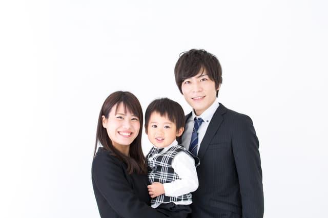 受験の家族