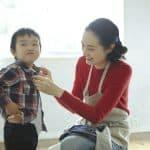 【家族留学】育児体験をしてライフキャリアのヒントを得る