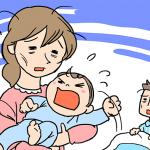 夜中に何度も起きちゃう 1歳の子の睡眠が深くなる方法