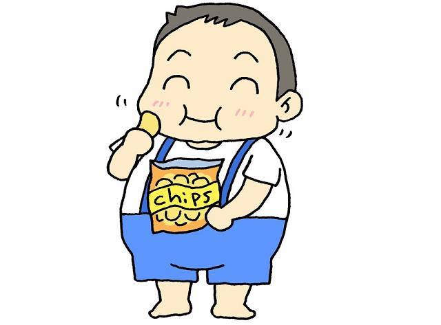 肥満の子ども