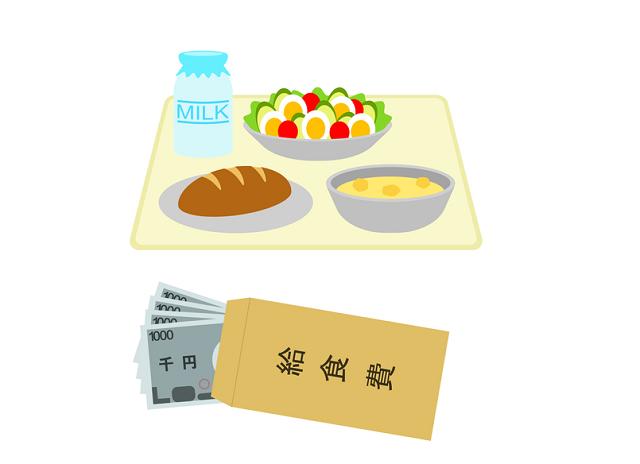 給食費の未納